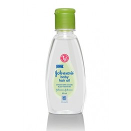 Johnsons baby  hair oil
